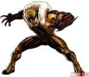 Sabretooth Avengers Alliance