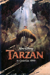 Tarzanposter