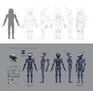 The Forgotten Droid Concept Art 01