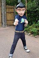 Wilbur Robinson Disneyland