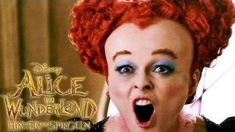 ALICE IM WUNDERLAND Hinter den Spiegeln - Die Herzkönigin - Ab 26. Mai im Kino Disney HD