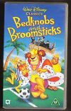 Bedknobs And Broomsticks (1996 UK VHS)