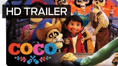 COCO – offizieller Trailer (deutsch german) Disney•Pixar HD