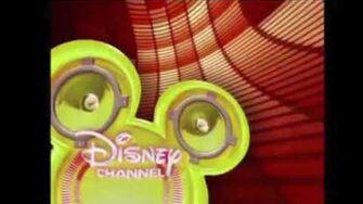Disney Channel Bounce Era Soundtrack 3 (2002)