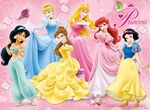 Disney Princess Original Six 3