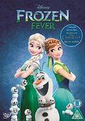FrozenFeverDVD