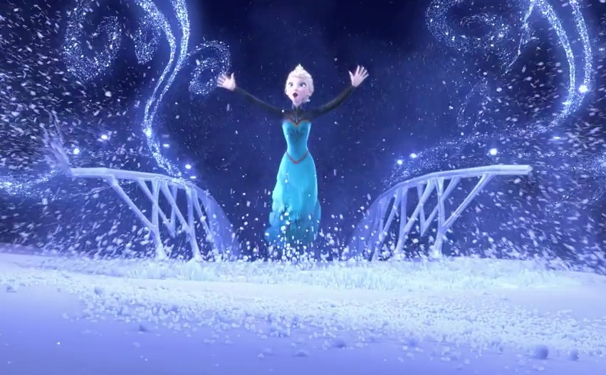 Let It Go Frozen
