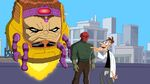 MODOK, Red Skull and Doof