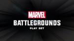 Marvel Battlegrounds Play Set 03