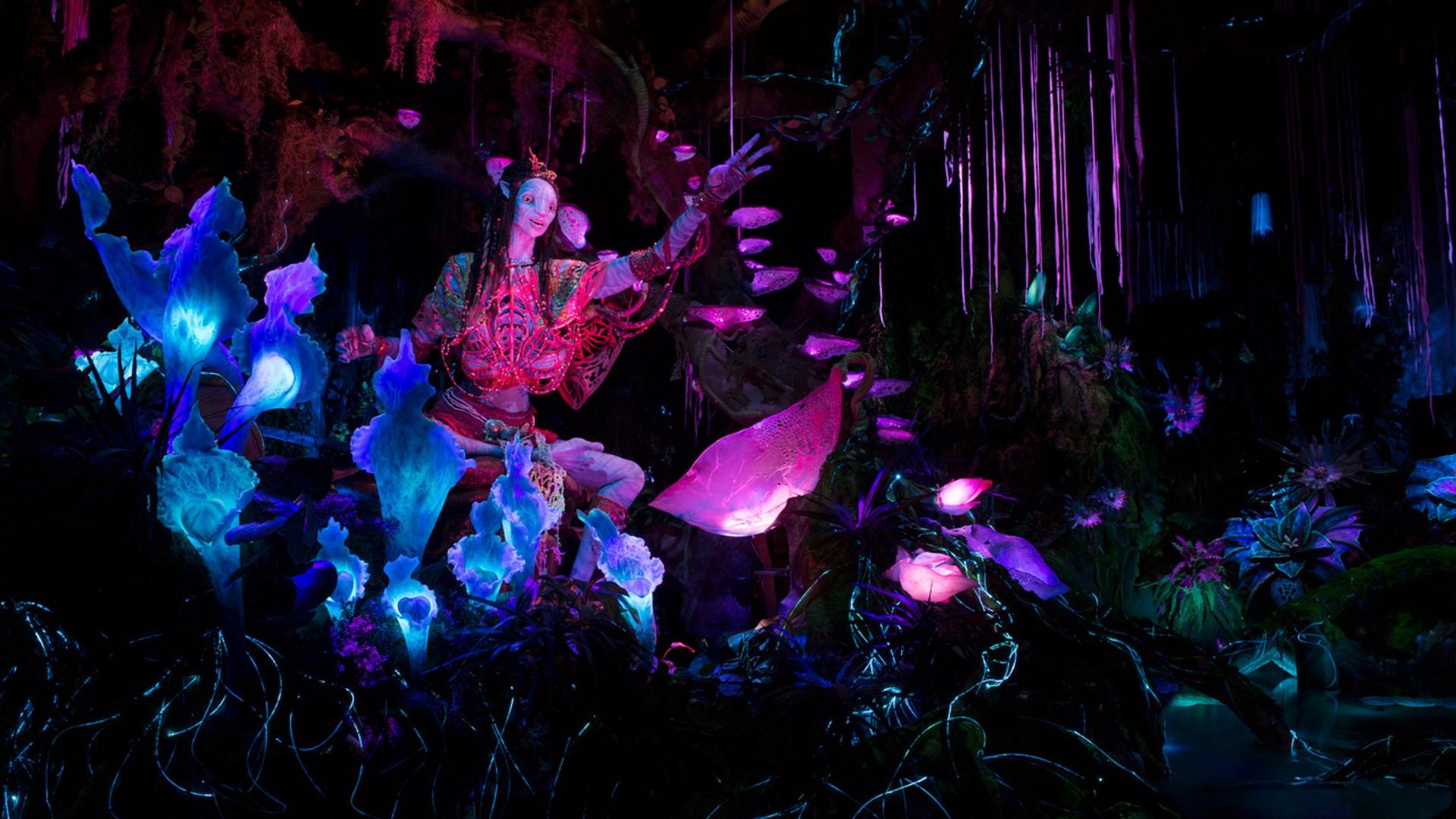 Na\'vi River Journey | Disney Wiki | FANDOM powered by Wikia