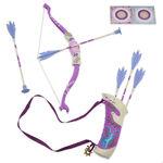 Rapunzel Archery Set