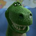 Rex (Toy Story) perfil