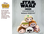Star Wars Endor Collection Tsum Tsum Tuesday