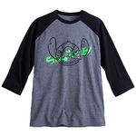Stitch Neff Men's Raglan Love Sleeve Tee