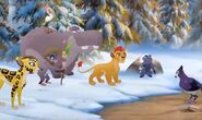 The Accidental Avalanche Lion Guard