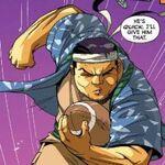 Wasabi comics