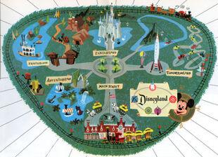 Disneyland Maps Gallery | Disney Wiki | FANDOM powered by Wikia on