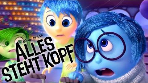 ALLES STEHT KOPF - Triff Kummer - Ab 01.10.2015 im Kino – Disney HD