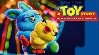 A TOY STORY ALLES HÖRT AUF KEIN KOMMANDO – Kinospot Spielzeug Disney•Pixar HD
