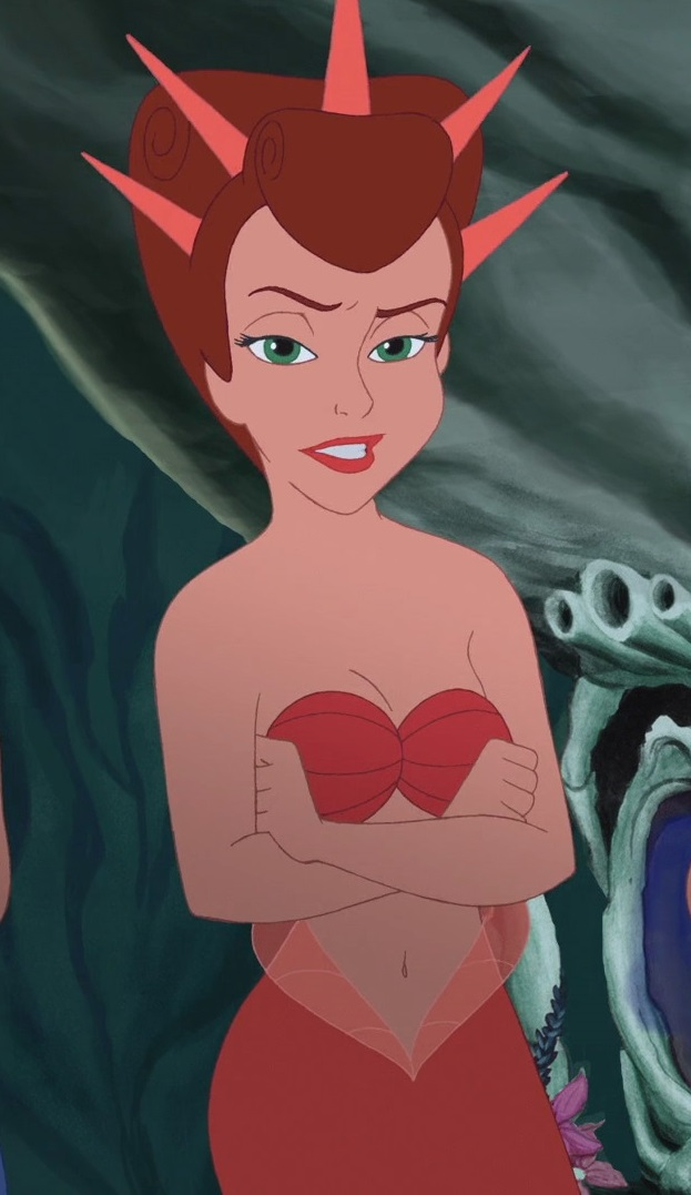 King Triton S Daughters Disney Wiki Fandom Powered By