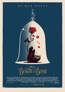 Beauty and the Beast (2017 film) - Promotional Image - Rose