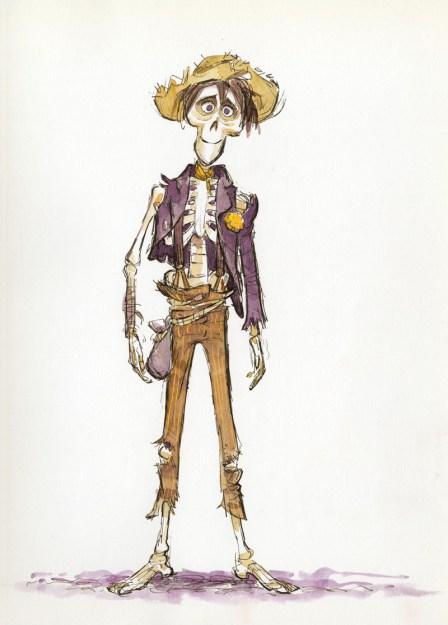 Image - Coco Hector body concept.jpeg   Disney Wiki ...