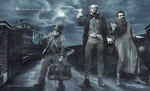 Disney Dream Portrait Series - Hitchhiking Ghosts
