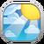 Disney Emoji Blitz - Emoji - Sunshine