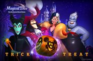 Disney Villains DMD Promo