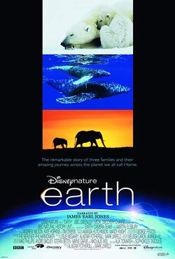 Disneynature Earth - Poster