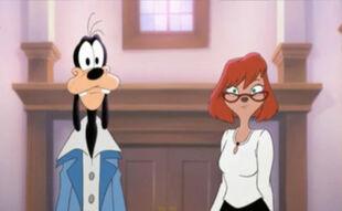 Goofy Foof and Sylvia Marpole