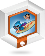 Hangin' Ten Stitch with Surfboard pd