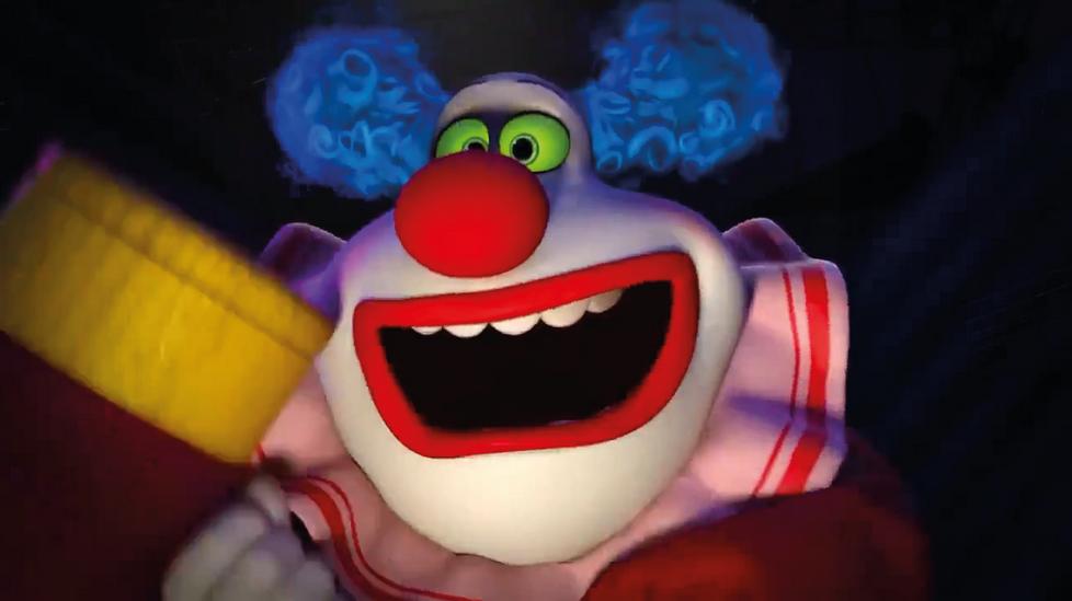Wie heißt der clown bei es