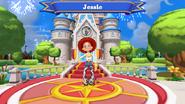 Jessie Disney Magic Kingdoms Welcome Screen