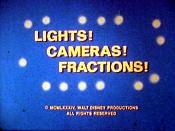 LightsCamerasFractions