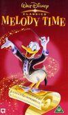Melody Time (2001 UK VHS)