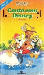 Melody Time 1988 Brazil VHS