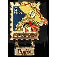 Mexico Pin