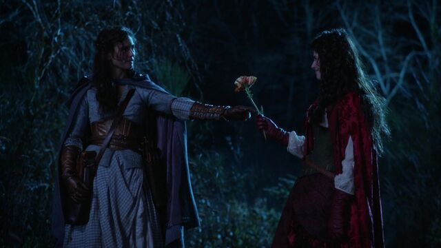 File:Once Upon a Time - 5x18 - Ruby Slippers - Dorothy Gives Ruby Flower.jpg