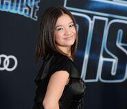 Peyton Elizabeth Lee - Spies in Disguise Premiere in Hollywood