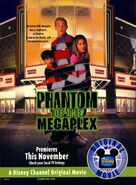 Phantom of the Megaplex print ad NickMag Nov 2000