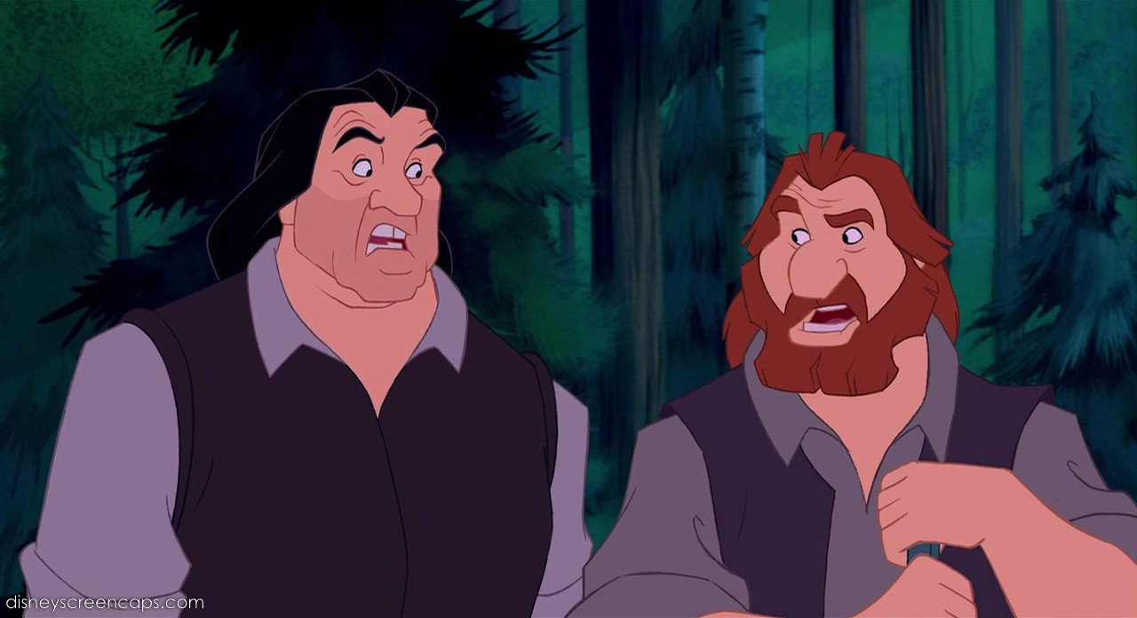 Ben and Lon | Disney Wiki | FANDOM powered by Wikia
