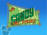 Sandy & Mr. Frisky