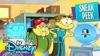 Sneak Peek of Cricket's Future! Big City Greens Disney Channel