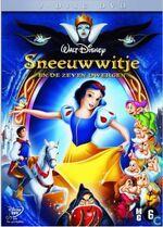 Snow White and the Seven Dwarfs 2009 Dutch DVD