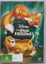 The Fox and the Hound 2011 AUS DVD