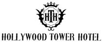 The Hollywood Tower Hotel envelope