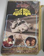 The Love Bug 1986 AUS VHS