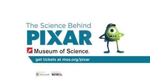 The Science Behind Pixar Monsters, Inc.