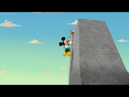 There's Mickey